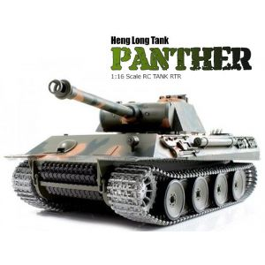 P/У танк Heng Long 1/16 Panther (Германия) 2.4G RTR
