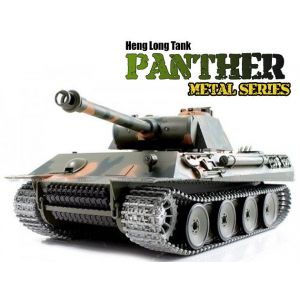 P/У танк Heng Long 1/16 Panther (Германия) 2.4G RTR PRO