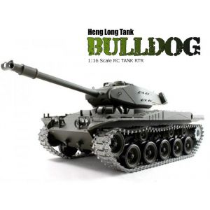 Р/У танк Heng Long 1/16 Walker Bulldog - M41A3