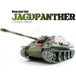 Р/У танк Heng Long 1/16 Jagdpanther (Германия) 2.4G RTR