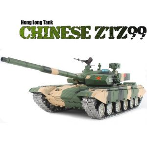 Р/у танк Heng Long 1/16 Chinese ZTZ99 2.4G RTR
