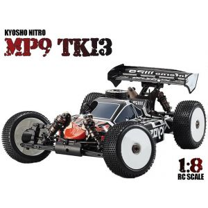 KYOSHO    1/8 GP 4WD Inferno MP9 TKI3 RTR