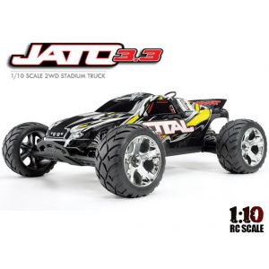 TRAXXAS    Jato 3.3 Nitro 2WD 1/10 RTR + NEW Fast Charger