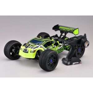KYOSHO    1/8 GP 4WD Inferno NEO ST RTR (Green)