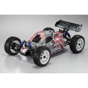 KYOSHO    1/8 GP 4WD DBX 2.0 RTR (red)