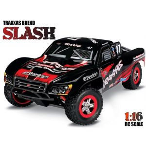 TRAXXAS    Slash 1/16 4x4 RTR + NEW Fast Charger