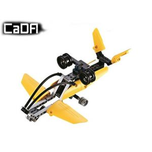 Конструктор Double Eagle CaDA Makers  Авиация 4 в 1 ( 217 деталей ) C53007W